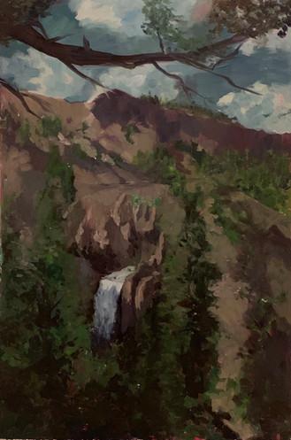"""""""Waterfall, II"""""""