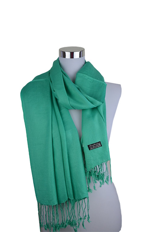 Tvamm Lifestyle Pashmina Schal (Light Green)