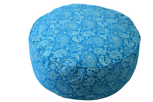 Tvamm Lifestyle Meditationskissen- Blau01