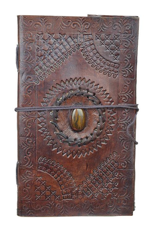 Leder Persönliches Journal Notizbücher-Model 29