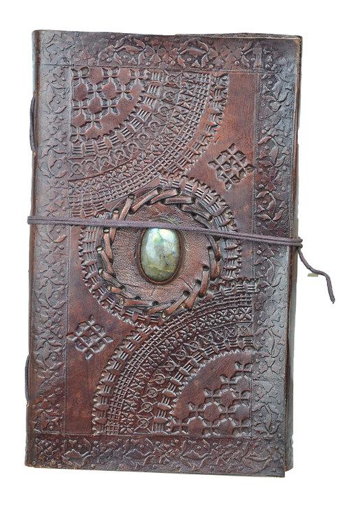 Leder Persönliches Journal Notizbücher-Model 25