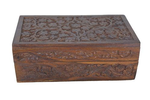 Indisch Holz Schmuckkasten Geschenk Artikel