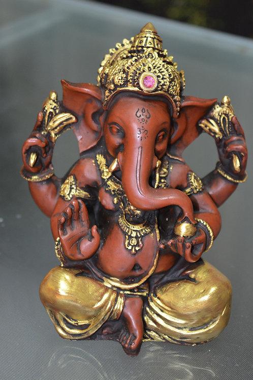 Ganesha Figur 14 cm groß
