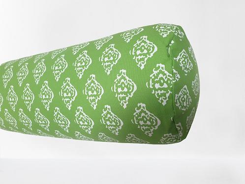 Yoga Bolster Grün