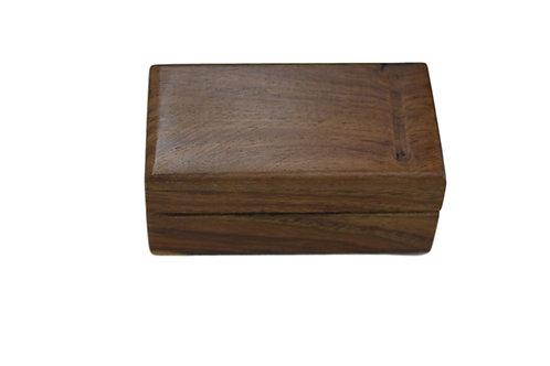 holz Schmuck box 10 cm