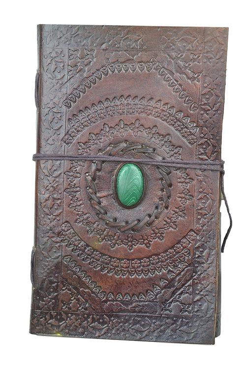 Leder Persönliches Journal Notizbücher-Model 15