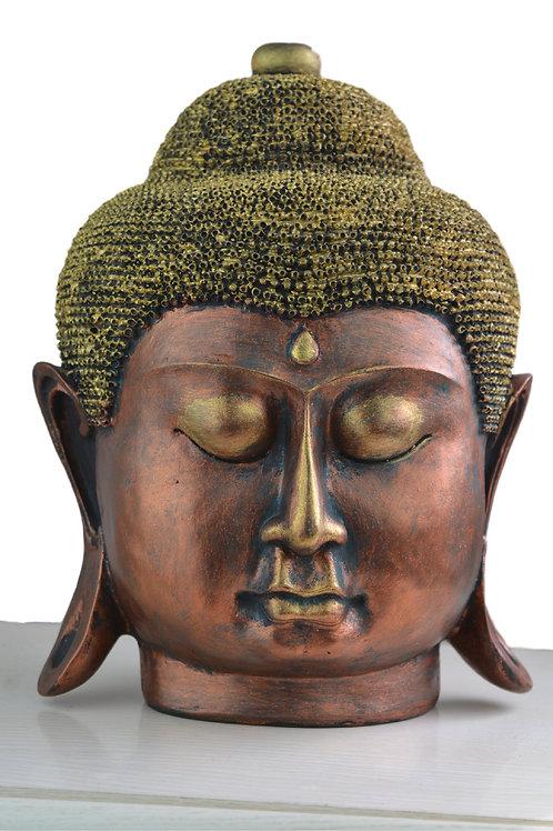 Großer Buddha Deko Kopf Figur Neu - Model 4