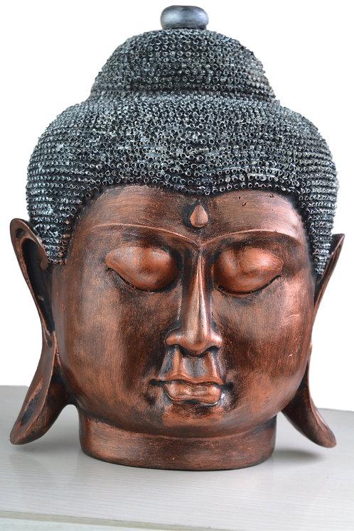 Großer Buddha Deko Kopf Figur Neu - Model 5