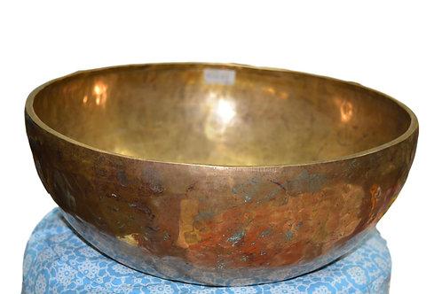 Klangschale 36cm-4.2 kilos Chakra, special für Klang Therapie und Klangmassage