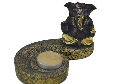 Teelicht Halter Ganesha