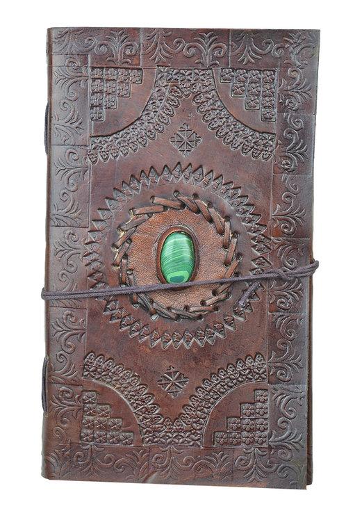 Leder Persönliches Journal Notizbücher-Model 13