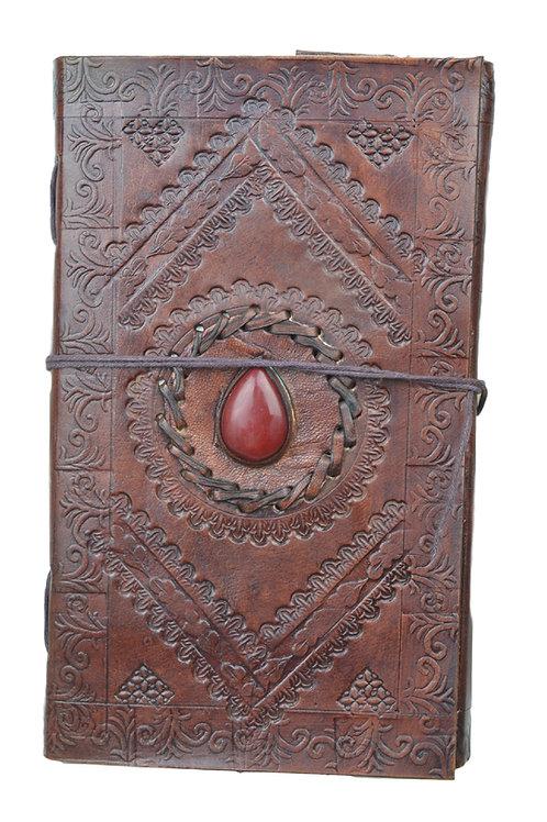 Leder Persönliches Journal Notizbücher-Model 24