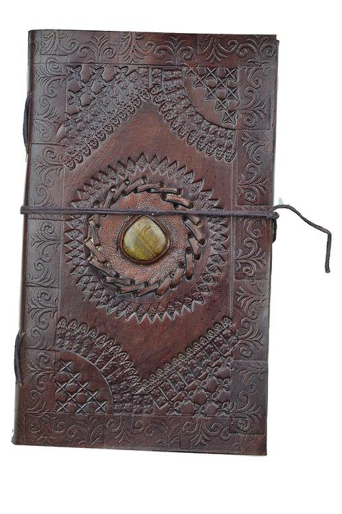 Leder Persönliches Journal Notizbücher-Model 10