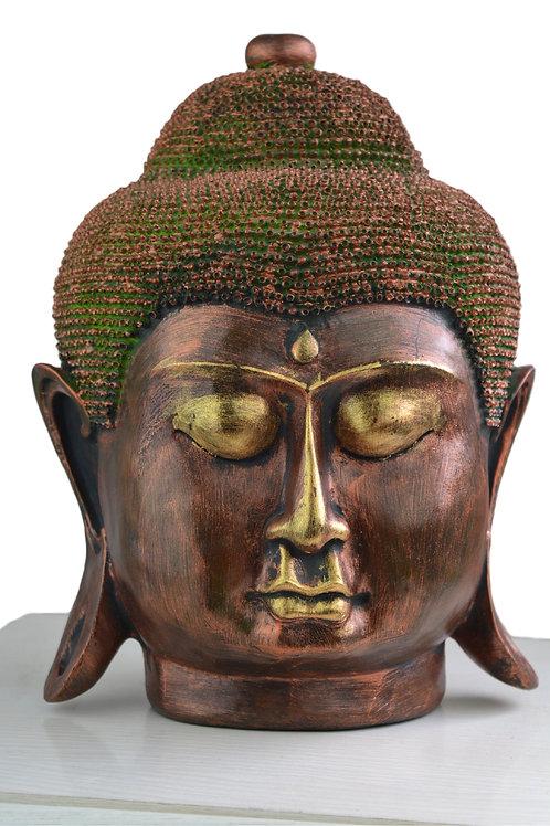 Großer Buddha Deko Kopf Figur Neu - Model 3