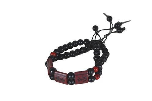 Armband OM Shiva