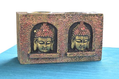 Buddha Teelicht Halter (Model 2)