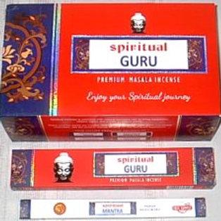Räucherstäbchen Spiritual Guru