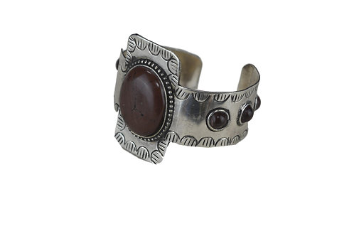 Armband Hippie Brown Stein