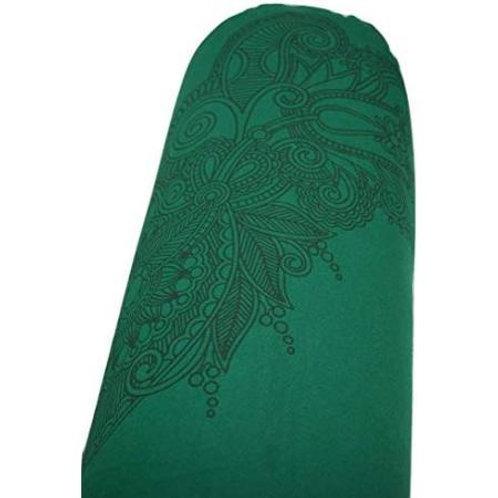 Yoga Bolster Grün Mandala