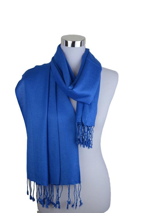 Tvamm Lifestyle Pashmina Schal (Dark Blue)