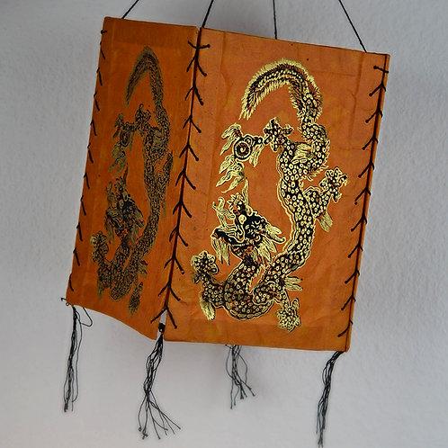 Dragon - Orange