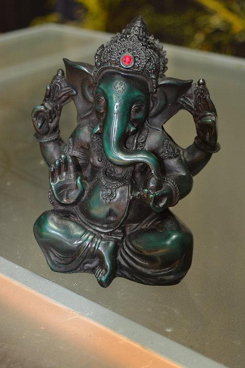Ganesha Figur 16 cm groß