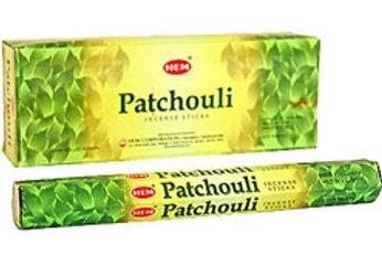 Räucherstäbchen Hem Patchouli