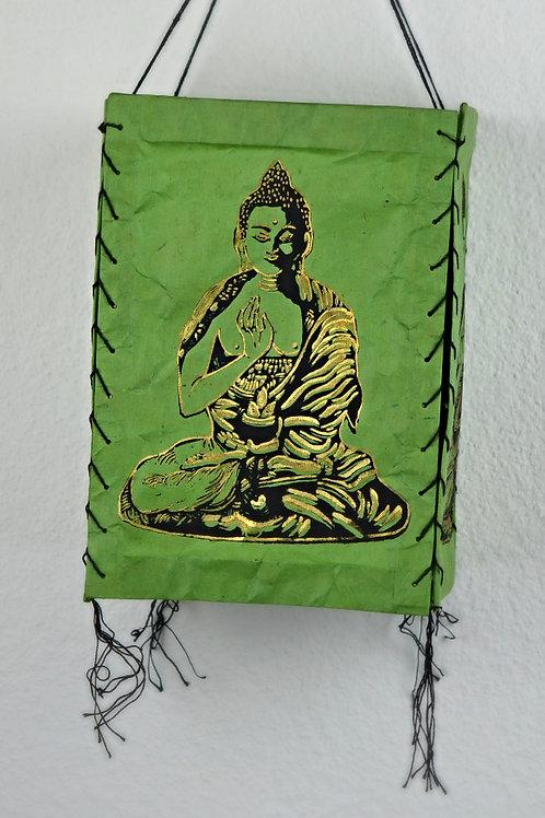 Buddha - Grün