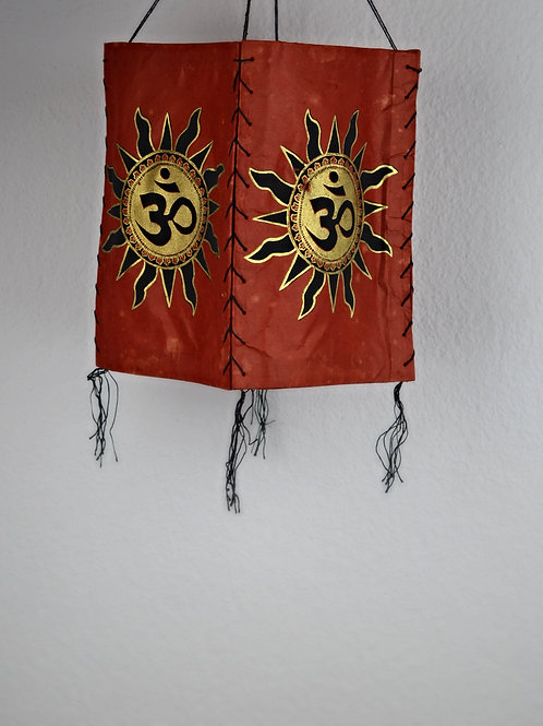 Sun - Rot / Gold