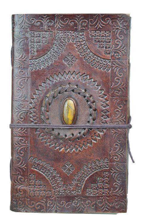 Leder Persönliches Journal Notizbücher-Model 30