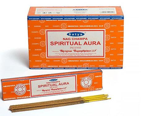 Satya Spiritual Aura Räucherstäbchen