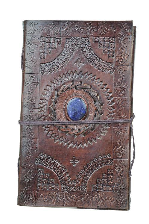 Leder Persönliches Journal Notizbücher-Model 19