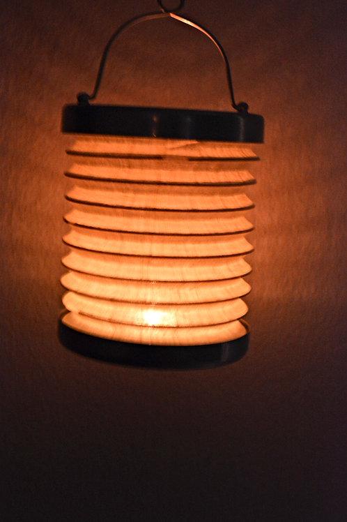 Teelicht Rund Lampe (Natural)