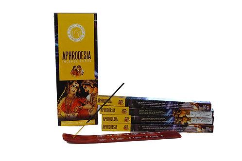 Räucherstäbchen Aphrodesia pro Packung ( 8 stück)  .