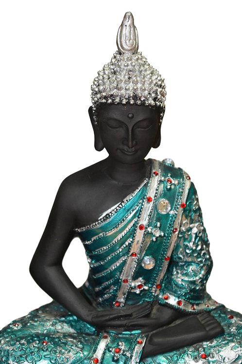 Buddha Figur 23 cm groß