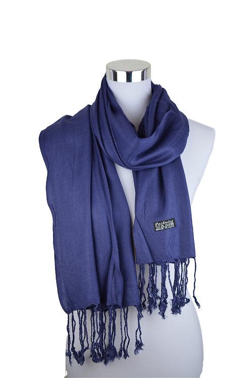 Tvamm Lifestyle Pashmina Schal (Purple)