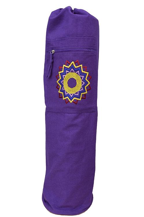 Yogamatte Tasche Chakra - Lila