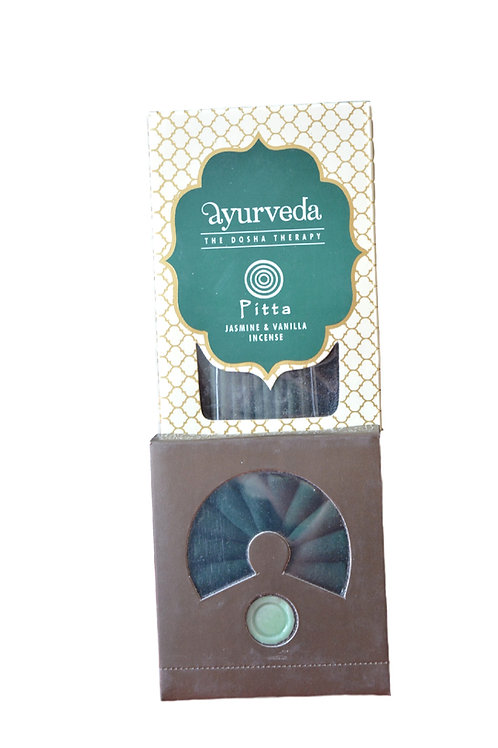 Ayurveda - The Dosha Therapy Pita Incense