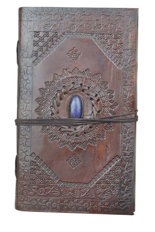 Leder Persönliches Journal Notizbücher-Model 12