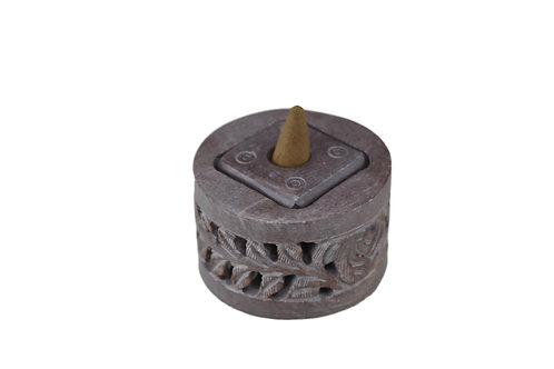 Räucherstäbchen halter aus stein