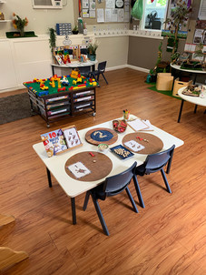 Pre-Kinder room