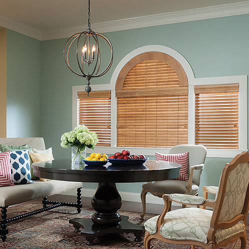 Specialty Shutters & Blinds
