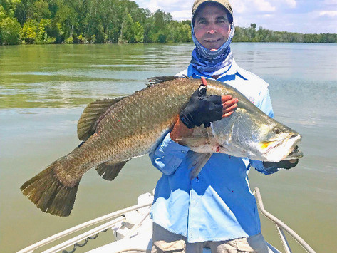 Alex's Fishing Column 30/7/2020