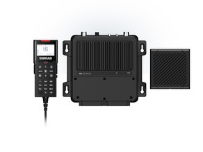 INTRODUCING THE LATEST SIMRAD® VHF RADIO & CLASS-B AIS SYSTEMS - THE COMPLETE MODULAR VHF SOLUTION.