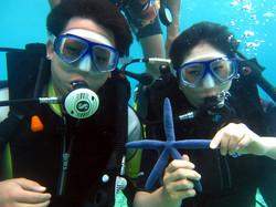 체험다이빙 2