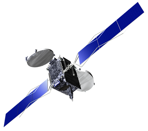 Satellite space segment