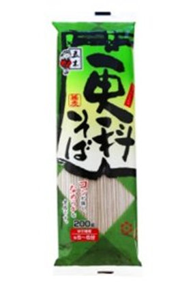 Soba noodle Sarashina