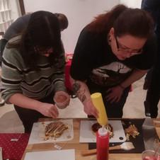 Okonomiyaki workshop
