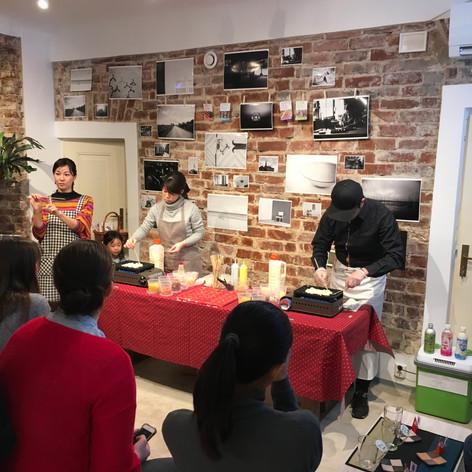 Takoyaki workshop Dec 2018
