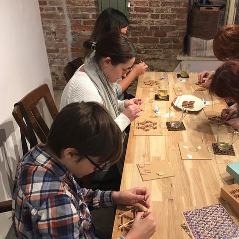 KUMIKO Workshop